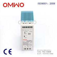Fonte de alimentação do módulo de comutação do excitador do diodo emissor de luz da saída do trilho do RUÍDO Wxe-Mdr40-12