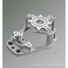Support en aluminium de démarreur de camion de bâti en aluminium