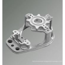 Aluminum Casting Bracket for Kb Series Truck Starter Motor