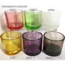 transparent ceramic water based coatings
