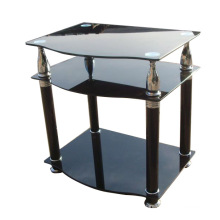 Hot Selling Morden Popular Design Glass TV Stand