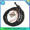 Tig welder parts welding torch tig torch wp-17