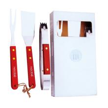 3 accessoires de barbecue mini griller