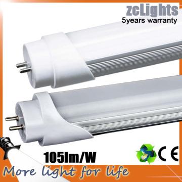 Iluminação LED de alta qualidade com substituição de tubo G13