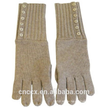 15GLV5003 100% cashmere gloves