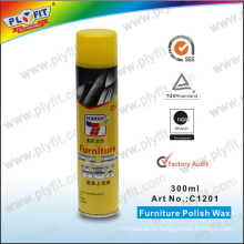 Prefabricated Wood Houses Harmless Aerosol Spray Polish Wax
