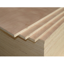18mm Bintangor Plywood E1 Glue Bb/Cc Grade