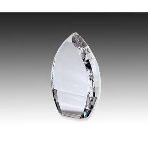 blank crystal book paperweight Wholesales