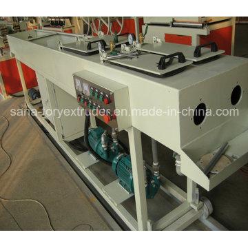 Máquina para fabricar tubos duplos de plástico de 16-40 mm