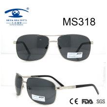 2016 Новые солнечные очки металла сбывания горячего сбывания (MS318)