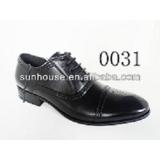 Suede Lining Men Dress Shoes