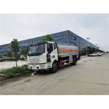FAW 10000 liters oil tanker truck for sale