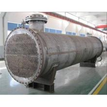 China for Stainless Shell Tube Heat Exchanger Double tube plate heat exchanger export to China Taiwan Importers