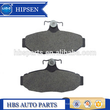 Brake Pad D215 part# D215 For BUICK CADILLAC CHEVROLET