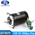 4000rpm 3 Phase Brushless DC Motor with 8 Wires Used for CNC Equipment
