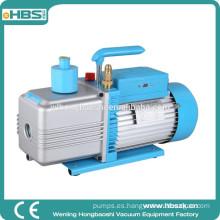 Bomba de vacío profunda de doble etapa con paleta rotativa de 1 HP 10.0 CFM Herramientas HVAC para refrigerante AC R410A