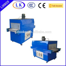 Infrared shrinkage wrapping machine