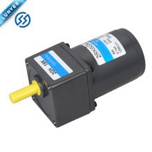 Motor de arranque reversible eléctrico de 6w 15w 25w 40w 60w 90w 120w ac engranado