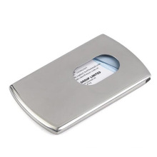 Newly Design Hand Push Business Card Holder