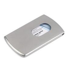 Recém-Design Hand Push titular do cartão de visita