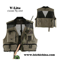 Light Breathable Classic Fly Fishing Vest