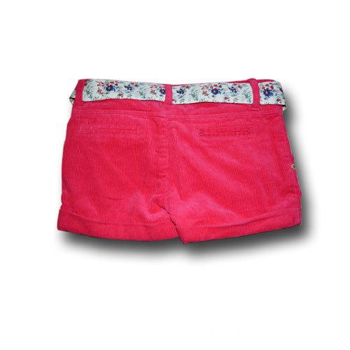 girls corduroy shorts