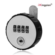 Digital Resettable Code Combination Lock for Cabinet with Master Key