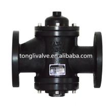 Self-reliance valve types mechanical flow control valve