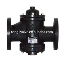Self-reliance valve types mechanical flow control valve