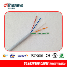 Cable LAN 0.57mm / 0.55mm / 0.52mm Bc y CCA CAT6