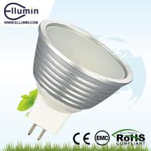 Foco LED regulable de alta intensidad 5W SMD MR16