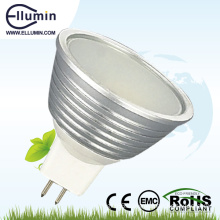 Dimmable high lumen 5W SMD MR16 LED Spotlight