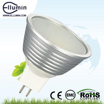 Dimmable high lumen 5W SMD MR16 LED Spotlight