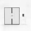 Luxury Black Perfume Packaging Paper Boxes