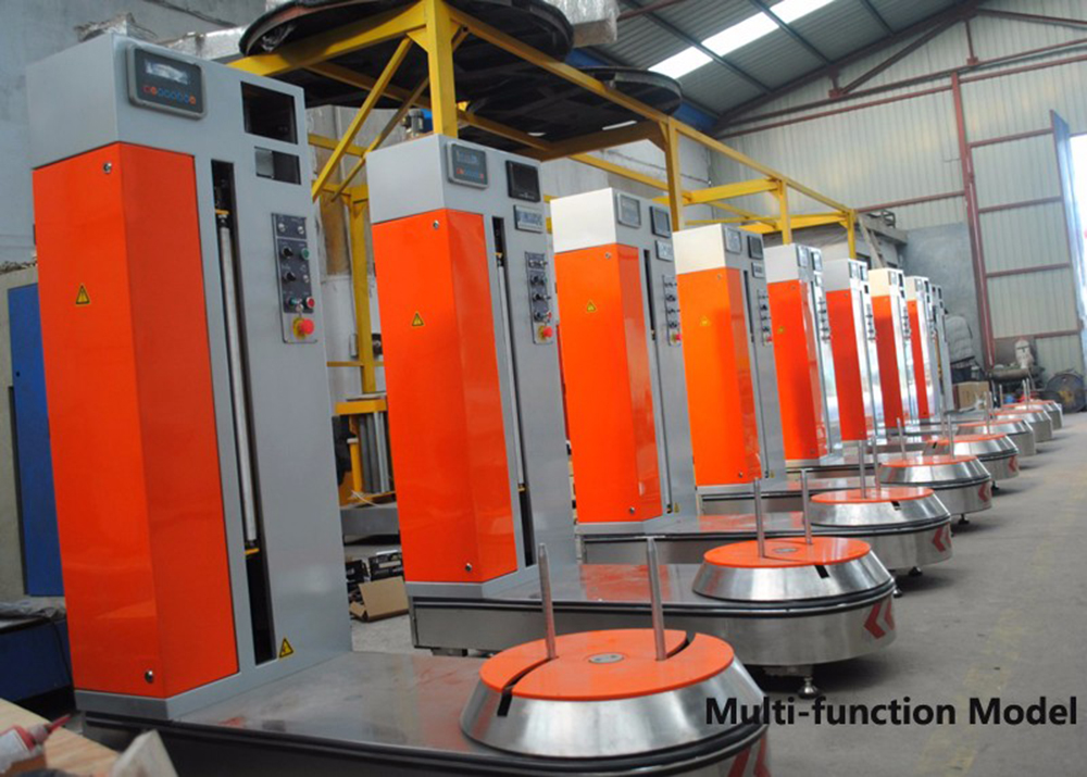 Luggage Wrapping Machines For Sale