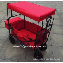 Faltbare Handtrolley / Klappwagen