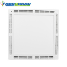 office  hotel  school germicidal led panel light with uvc air purifier system