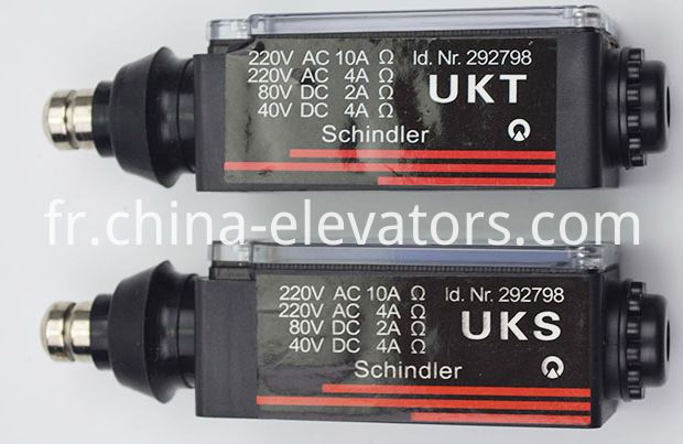 Schindler Elevator Travel Switch Overtravel-limit Switch UKS UKT