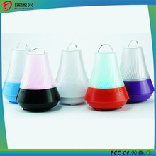 Colorful Light Portable Bluetooth Speaker with Ce/FCC/RoHS