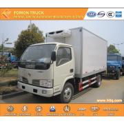 Caminhão do congelador do gelado de Dongfeng 4X2 5tons