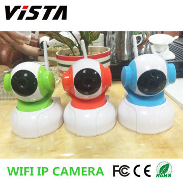 Indoor Wifi IP Camera P2P 11pcs Infrared Light IP Camera