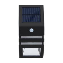 Bombilla de luz solar de emergencia al aire libre con luz solar