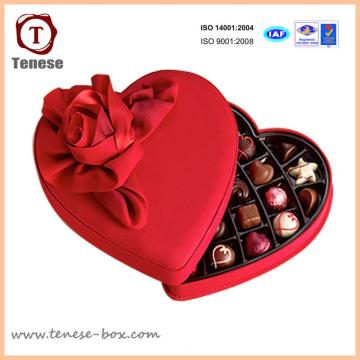 New Fashion Chocolate Cardboard Packaging Gift Box