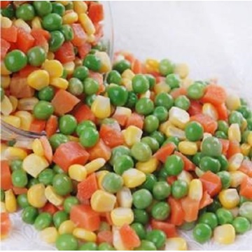Good  Frozen Mixed Vegetables