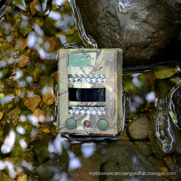 Smallest hunting camera waterproof IP54 video recording trail camera hunting