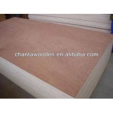 Möbel und Verpackung billigste Preis kommerzielle Sperrholz