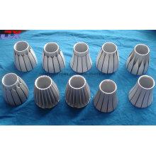 China Precision Metal CNC Bearbeitung und Drahtschneiden für Getriebe Teil Service