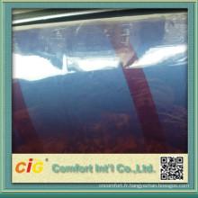 La Chine haute qualité claire Film PVC souple