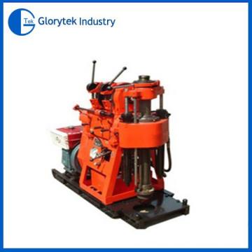 Crawler Type Full Hydraulic Core Drilling Rig (XY-400)