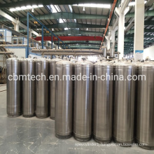 Stock Liquid Nitrogen Oxygen Dewar Cylinders